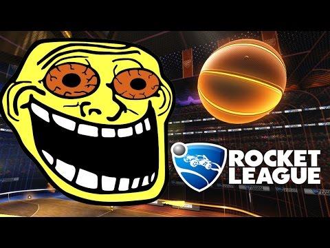 Rocket League - NEW GAME HOOP - Uganda be kidding me Troll