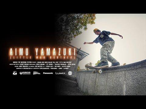 Aimu Yamazuki, Little Mad Brother | Osaka, Japan Skateboarding