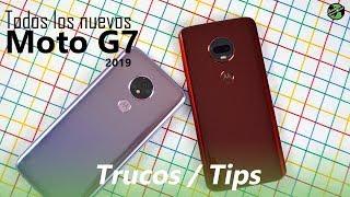 Trucos para Moto G7 Plus, Moto G7, Moto G7 Power, Moto G7 play   Consume Global