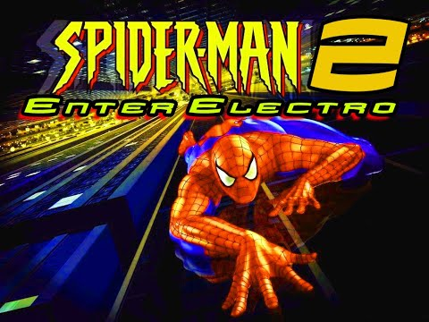 Electro Ultimate Spider Man Game Spider Man 2 Enter Electro