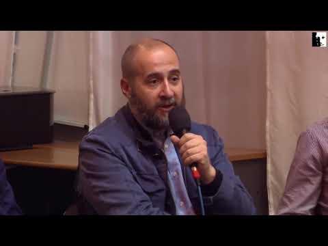Андрей Мовчан в Сахаровском центре 18.04.2018 (только Мовчан)