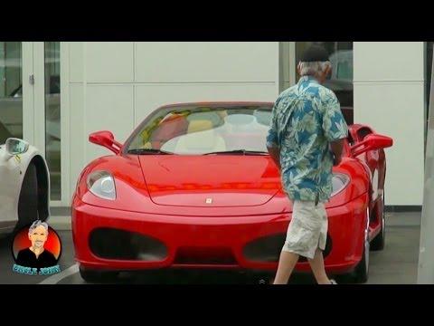 I Don't Need That Ferrari, McLaren, or Lamborghini!