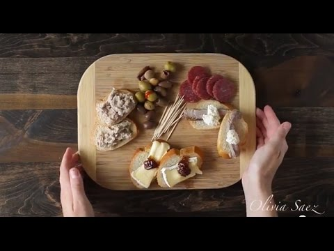 Quick & Easy Classic French Appetizer Recipe - L'Aperitif | with Olivia Saez