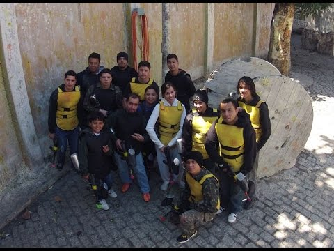 Team Lanwise - Paintball Conquista - Filmado por Claudio 14-Set