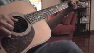 Stewmac guitar kit. A version of Avalon blues