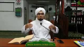 Siri 3 / Mukhtashar Ibn Abi Jamrah # Syeikh Nazrul Nasir Al Azhary