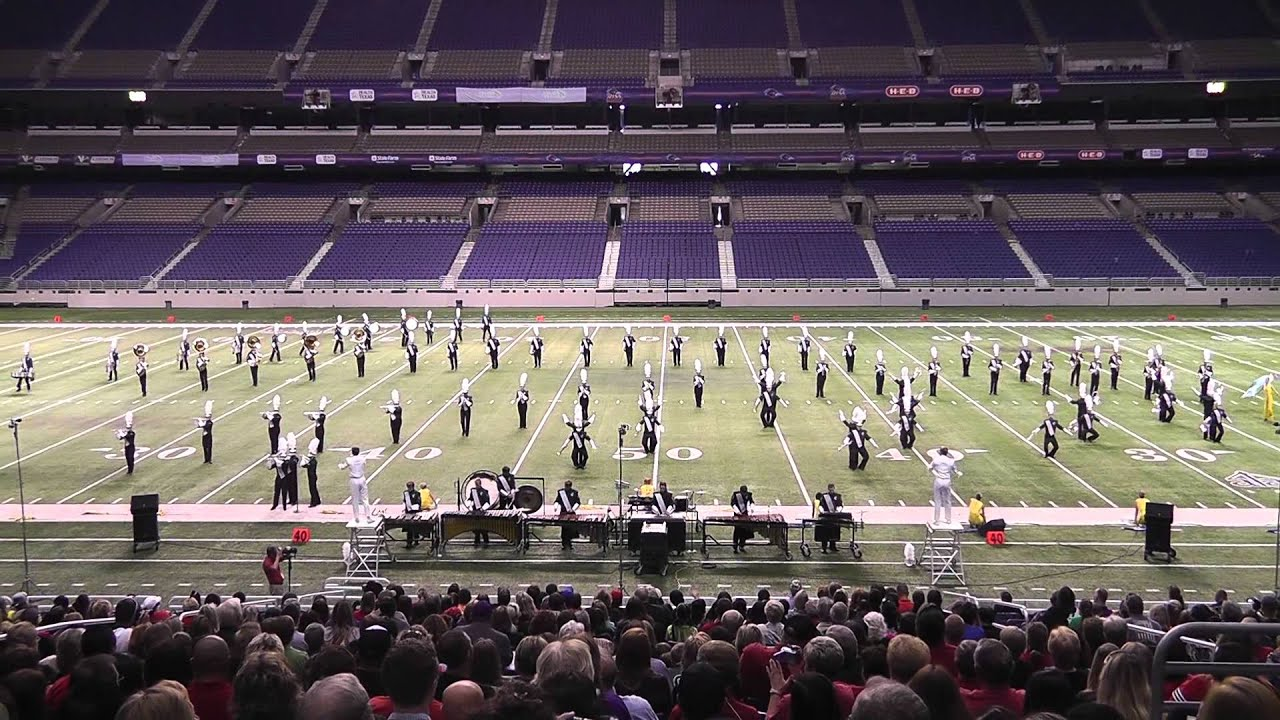 Burnet High School Band Canton High School Band 2012