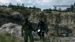 METAL GEAR SOLID V GROUND ZEROES Love Hurts