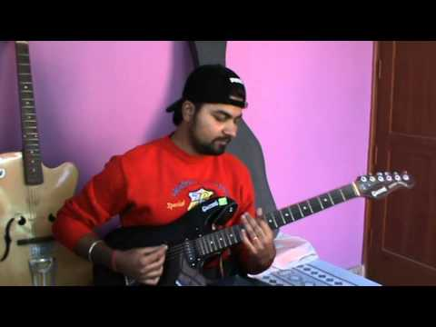 Ye Mera Dil Pyaar Ka Deewana On Guitar video