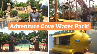 VLOG | Having Fun at Adventure Cove Water Park in Singapore