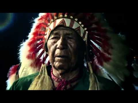 Tradiciones México,  Coahuila,   La Danza del Guerrero Kikapoo