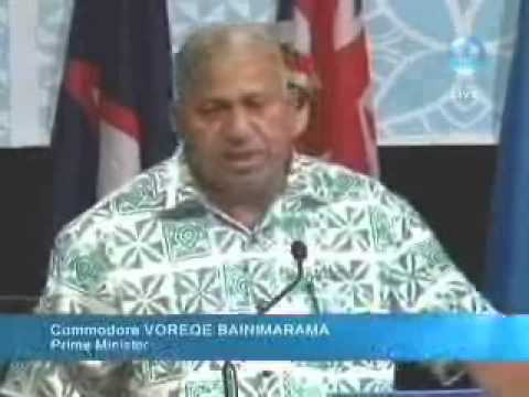 Fiji will Host the Secretariat for Pacific Island Development Forum (PIDF) (Fiji TV News)