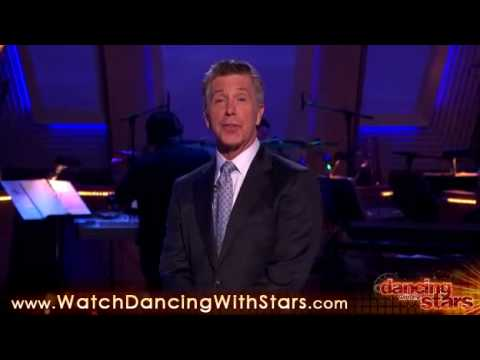 Dancing With The Stars - Week 8 part 2 - DWTS