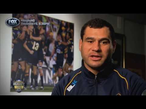 Rugby HQ - George Smith to break Brumbies caps record | Super Rugby Video