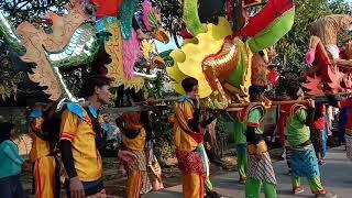 Odong odong karawang PUTRA JAYA di desa Bolang