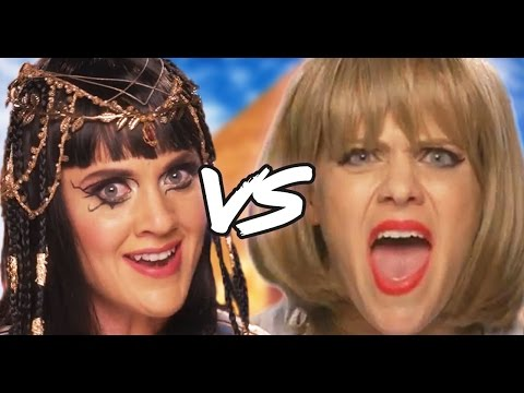 KATY PERRY vs. TAYLOR SWIFT – NEW SHOW