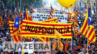 Spain's Catalan regional government risks suspension or jail over secession bid
