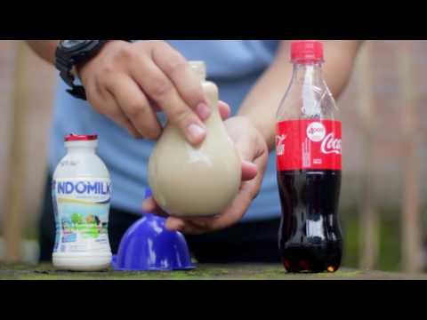 4 Cool Coca Cola Experiments!