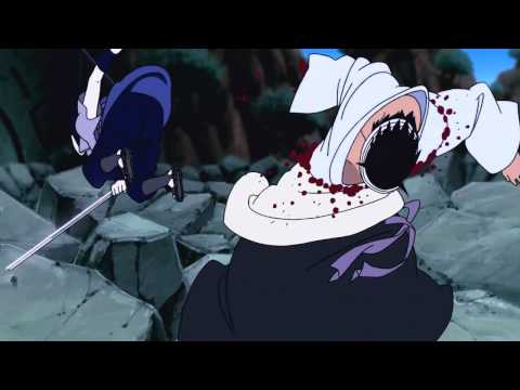 [naruto Amv] - Sasuke Vs. Danzo - Falling Inside The Black video