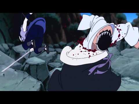[naruto Amv] - Sasuke Vs. Danzo - Falling Inside The Black video