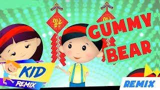 Gummy Bear Remix ♦ Nhạc Thiếu Nhi Remix Hay Nhất 2018 » Remix For Kids