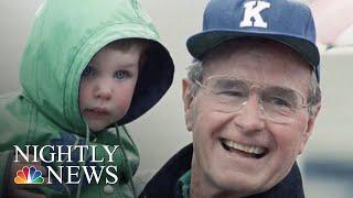 Nation Bids Farewell To President George H.W. Bush | NBC Nightly News