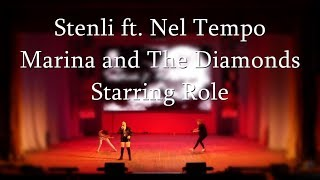 АзияБриз 2019: Stenli ft. Nel Tempo - Marina and The Diamonds - Starring role cover