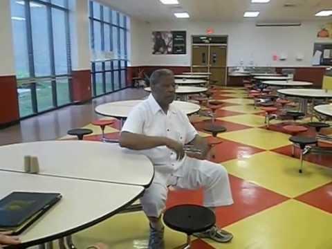 Richwood High School Alumni Meeting Part 1.  Rev. Russell