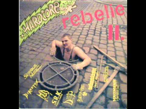 Divnej Pach - Songs from Rebelie 2 - Hardcore Compilation (1991).wmv