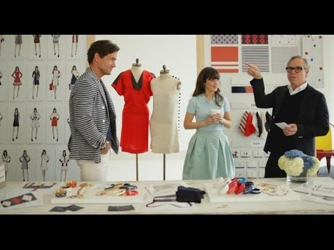 Zooey Deschanel Interview 2014: Actress And Tommy Hilfiger Make Fashion History