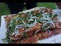 Caucasian chicken kebab/Люля кебаб из курицы