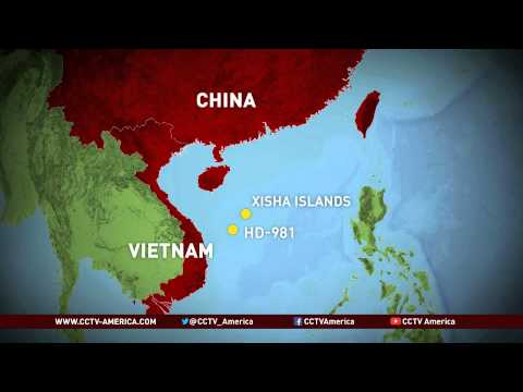 China, Vietnam Spar Over Oil Rig in South China Sea
