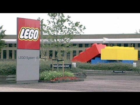 Lego builds big profits from sales surge - economy