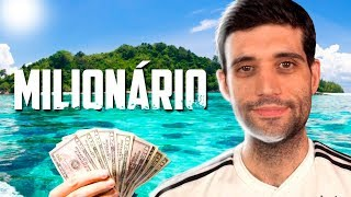 Tentei comprar uma ilha de 95 milhões de dólares, o que aconteceu? Loja para MILIONÁRIOS