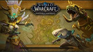 World Of Warcraft Battle for Azeroth Leveling 110-120 Part 3