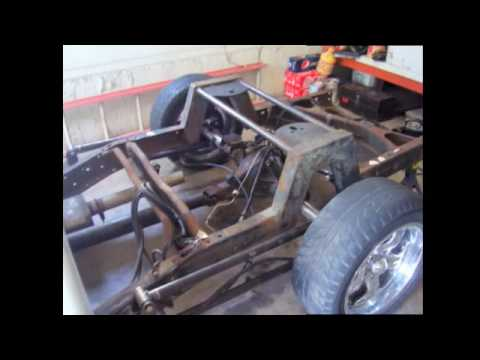 Bagged Truck Parallel 4 Link Youtube