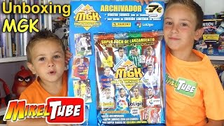 Download Lagu Unboxing MegaCracks 2016-17 Super Pack de Lanzamiento MGK de Panini Gratis STAFABAND