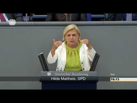 Hilde Mattheis: Gesundheitsversorgung [Bundestag 11.06.2015]