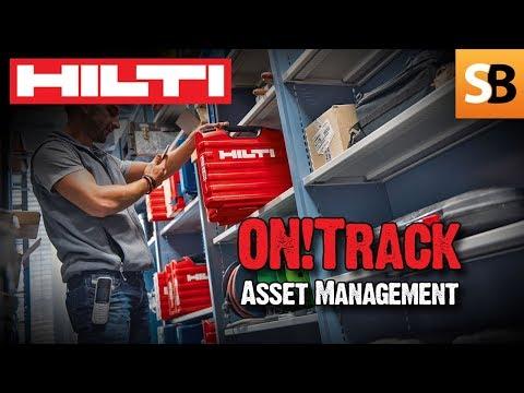 Hilti ON!Track – Asset Management
