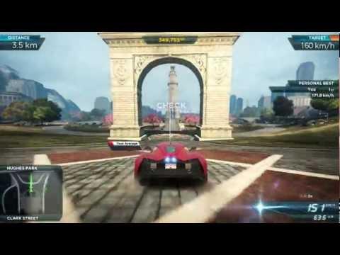 Nfs Most Wanted - Ultra Settings - Full Hd - Marussia B2