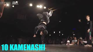 Download Lagu [ブレイクダンス]BBOY AMAZING HAND HOP TOP 10/KILL THE BEAT [音ハメムーブ] Gratis STAFABAND