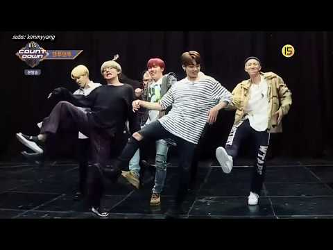 [ENG] 171012 BTS Countdown DanTo DanTo (Dance Together) Part 1