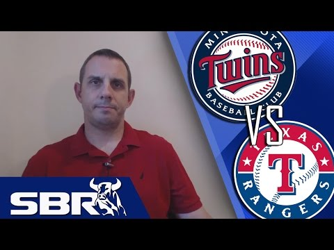 Back Twins on Plus Money Line MLB Odds vs. Rangers on Sunday