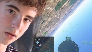 Can a noob land a plane first time in infinite flight?
