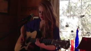Diamonds by Rihanna- Cover by Kenzie Mae