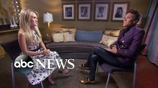 Download Lagu Carrie Underwood Talks New Album and Being a Working Mom Gratis STAFABAND