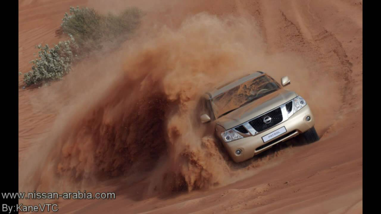 Toyota Of The Desert >> Nissan Patrol 2010 In The Desert - YouTube