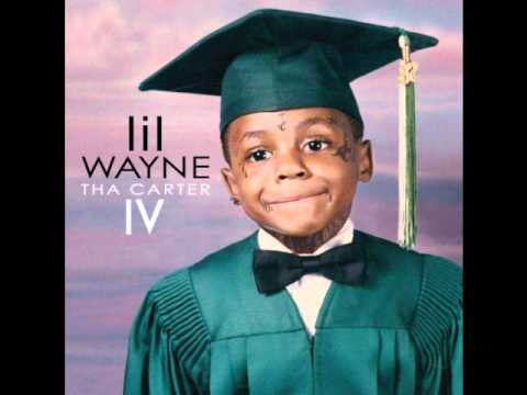 Love me album cover lil wayne