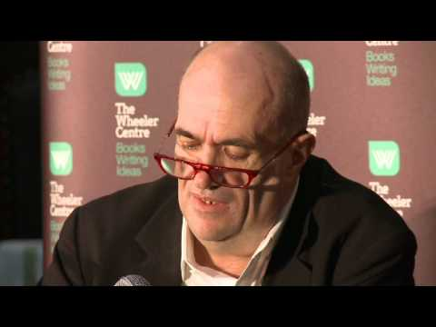Colm Toibin reads from Brooklyn for the Wheeler Centre