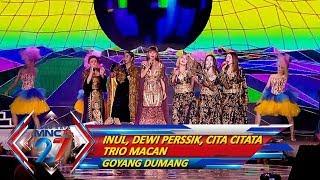 Terbaik Inul Dewi Persik Cita Citata Trio Macan Goyang Dumang Kilau Raya Mnctv 27 20 10